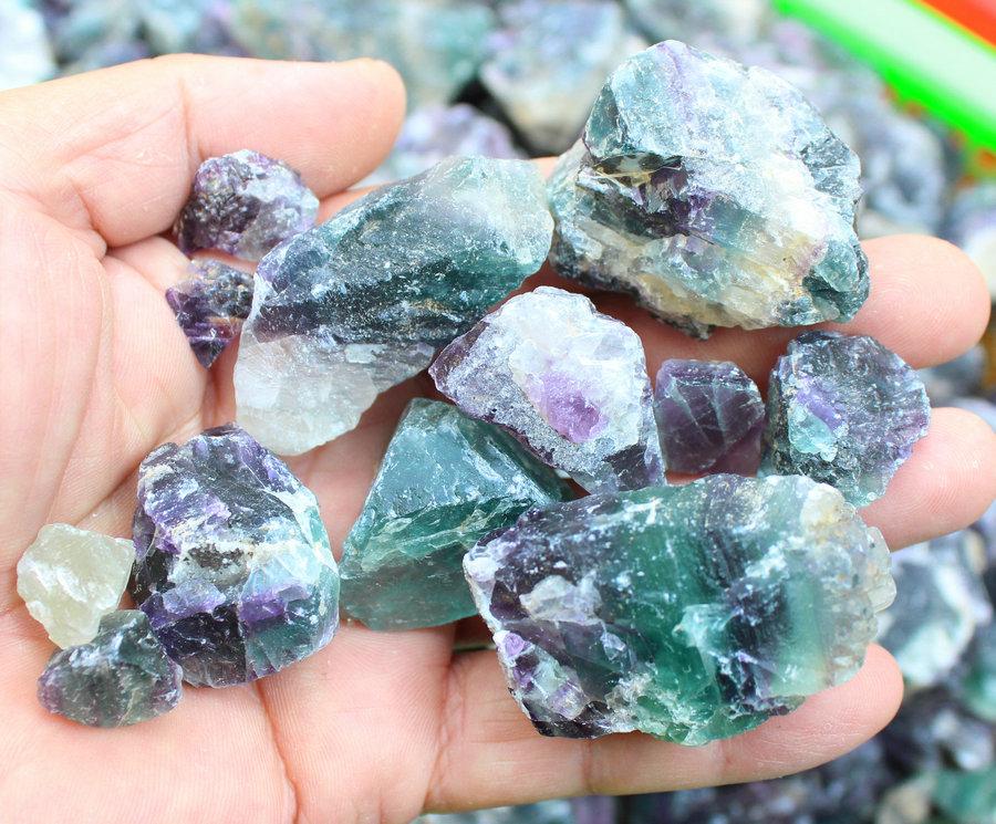 внешний вид кристаллов
