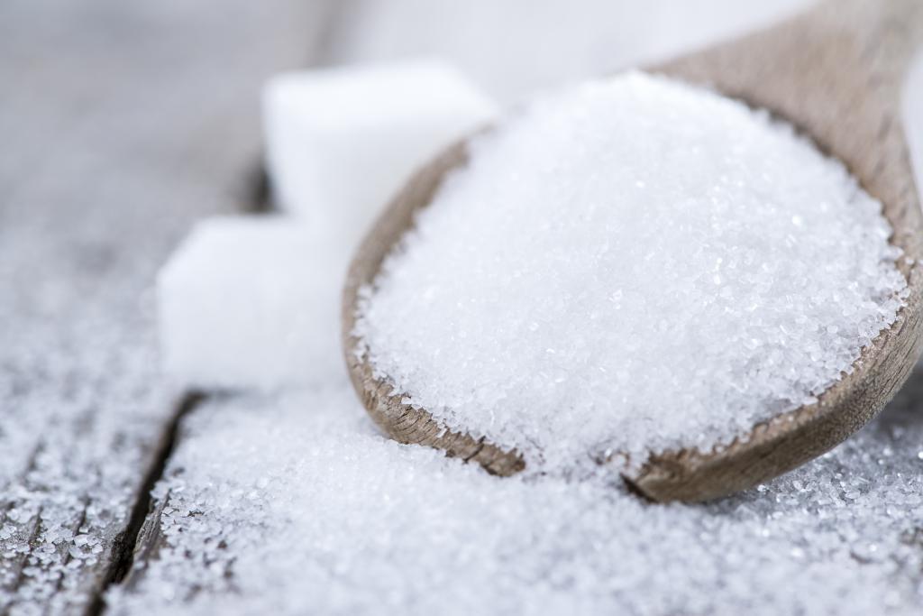Сахар - неисчисляемое существительное