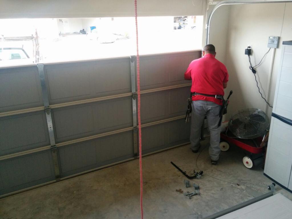 Обустройство гаража под баню