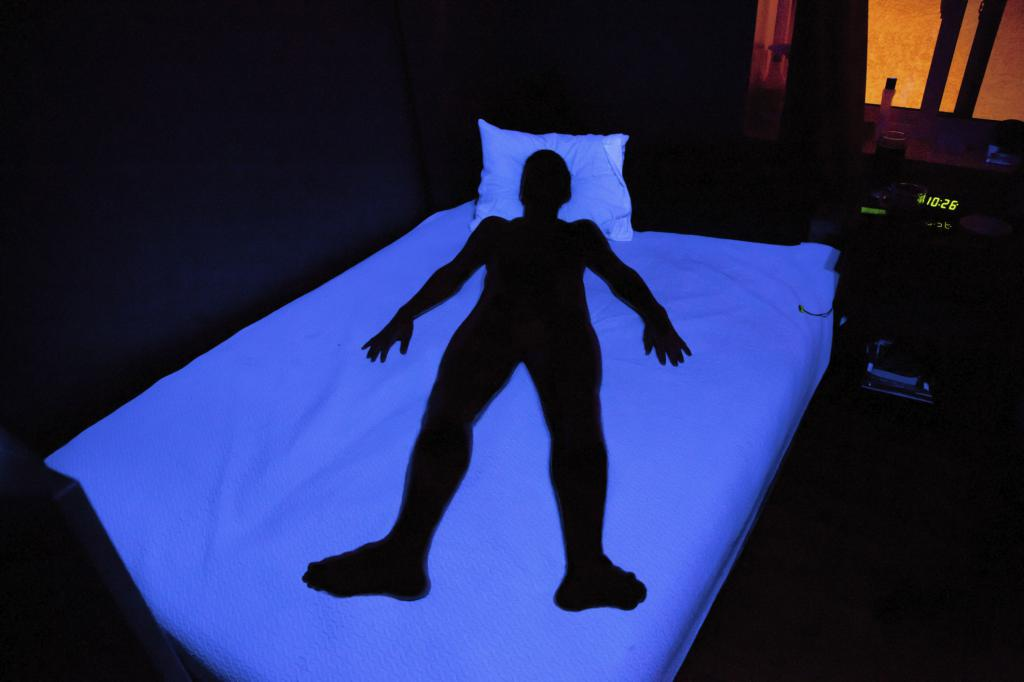 Проблема нехватки сна и бессонница