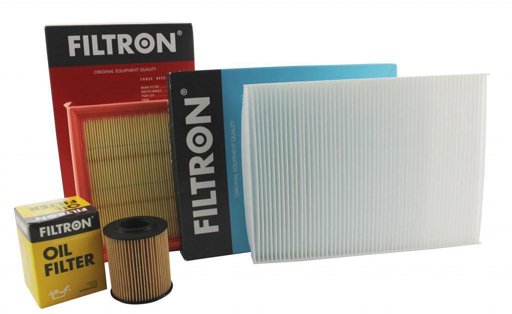 фильтр масляный filtron op 641 2