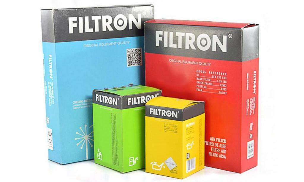filtron отзывы о запчастях