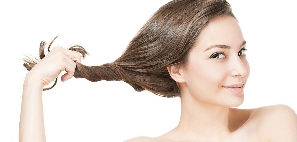 сильные волосы