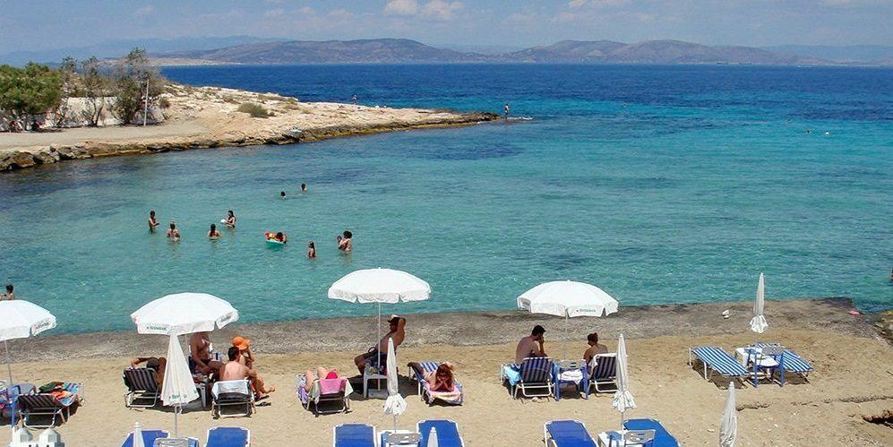 Пляж Агия Мария