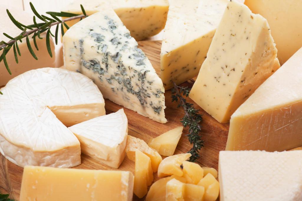 Как выбрать правильный сыр