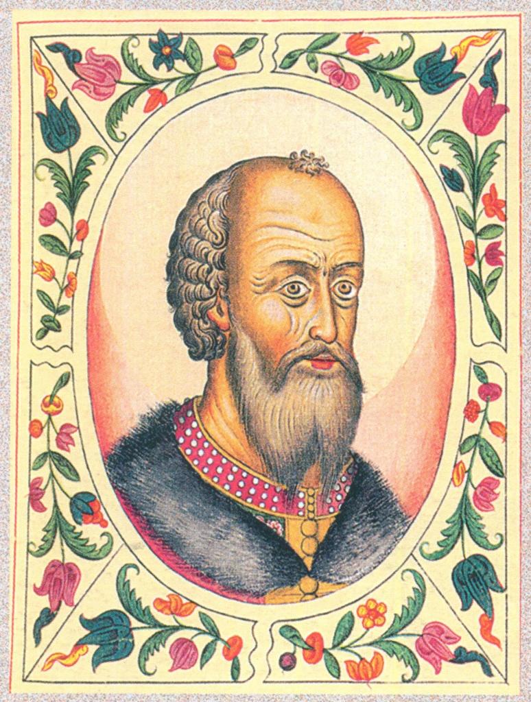 Великий князь Московский Василий 2