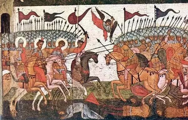 Братоубийственная война в Древней Руси