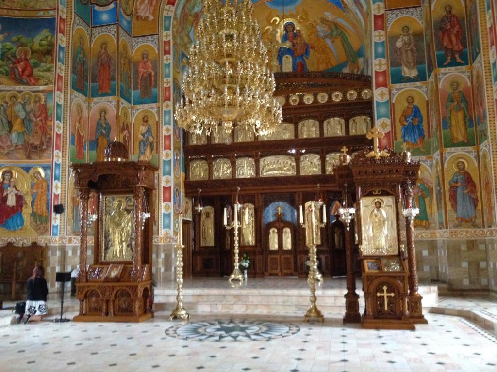 Основная религия Молдавии