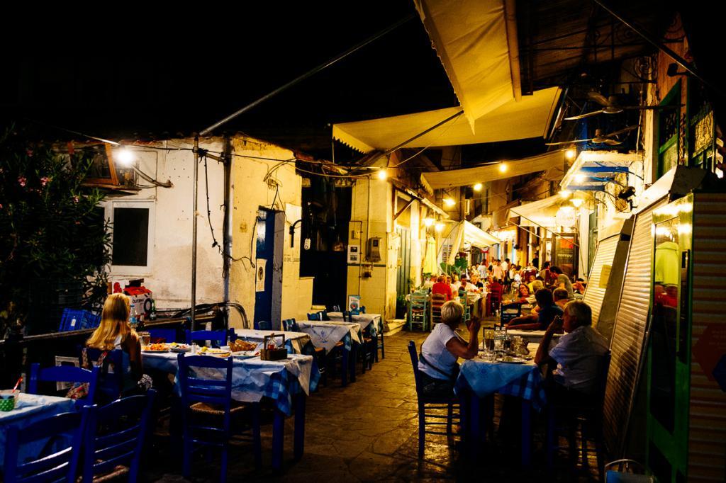 Рестораны Эгины