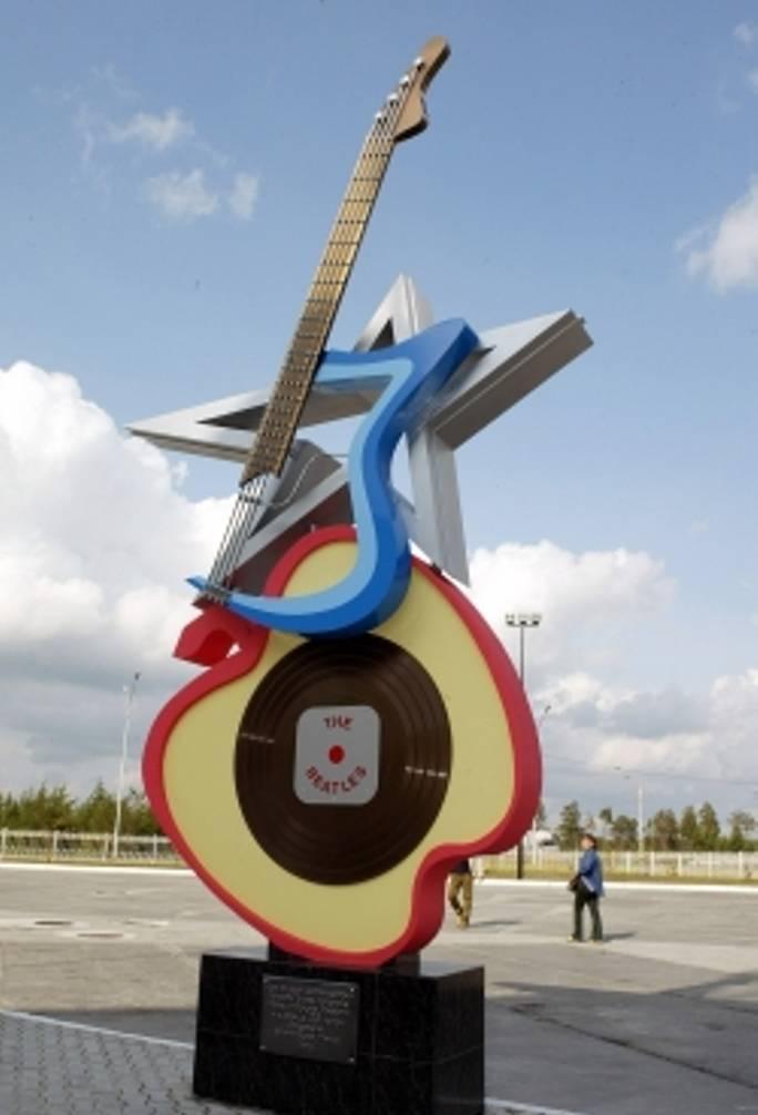 Памятник в Когалыме