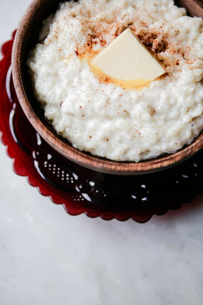 сладкий рис каша