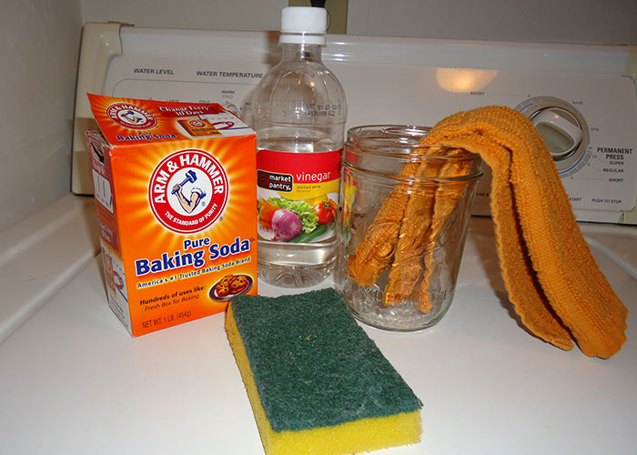 народные средства для чистки сантехники