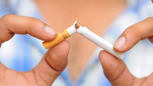 Отказ от табакокурения