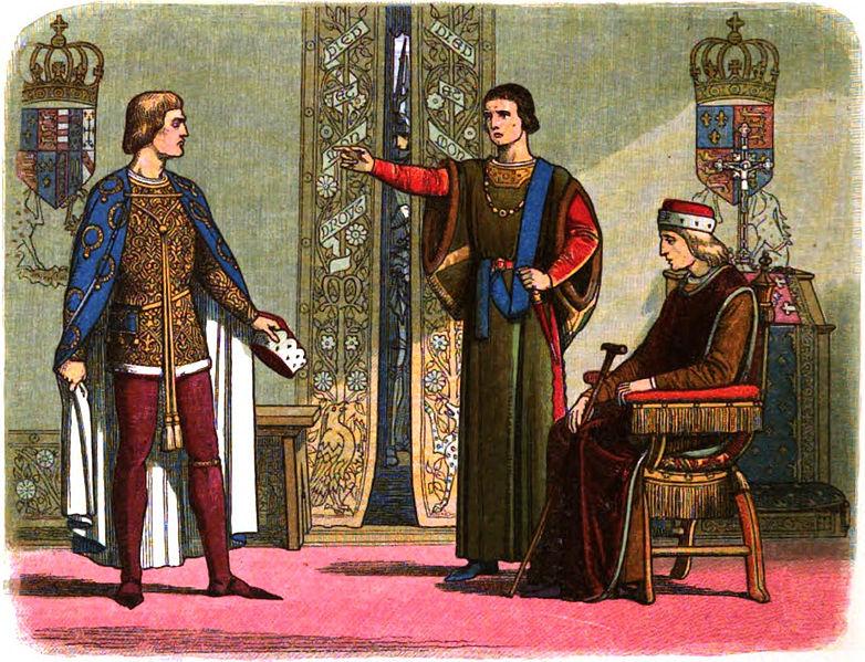 Ричард и король Генрих 6