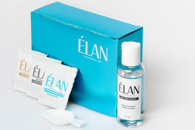 Elan для бровей