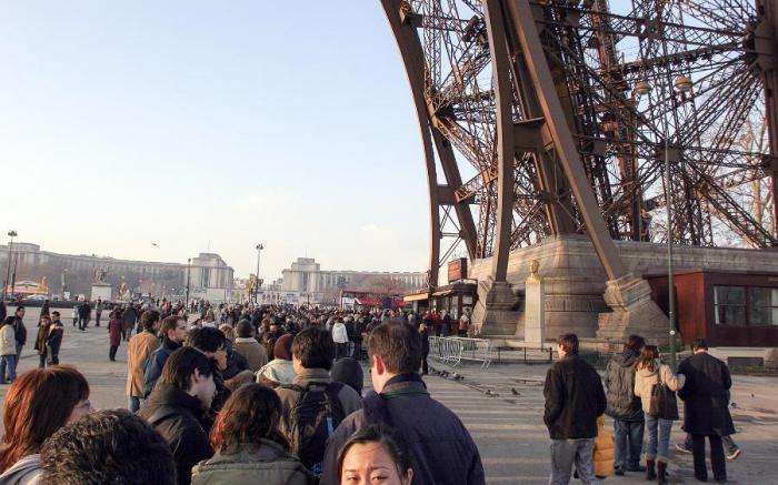 башня открыта для посетителей