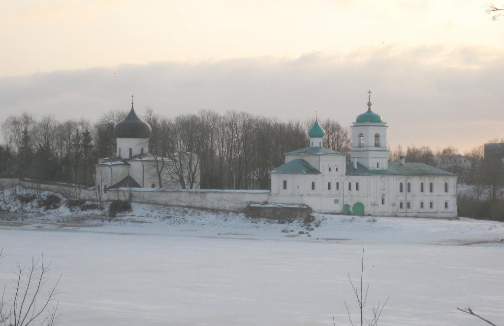История города Пскова