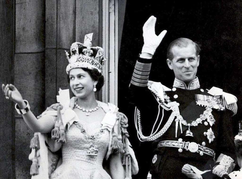 70 лет свадьбы Елизаветы и Филиппа