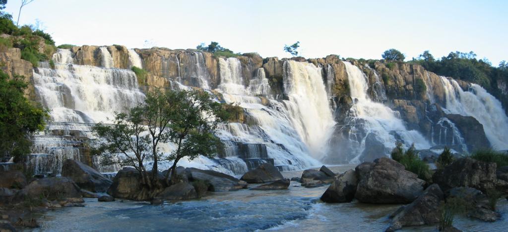 Водопад понгур как добраться