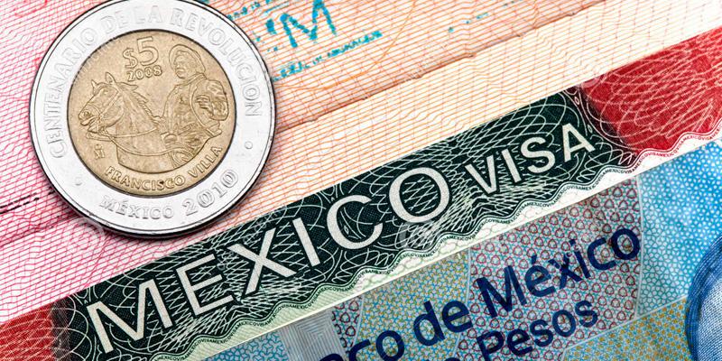 Электронное разрешение в Мексику для россиян
