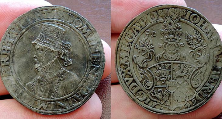 Талер 1549 года