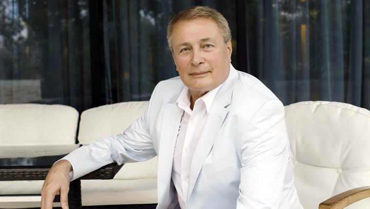 Второй муж Елены Прокловой