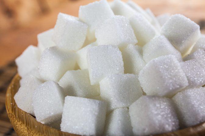 вид сахара-рафинада