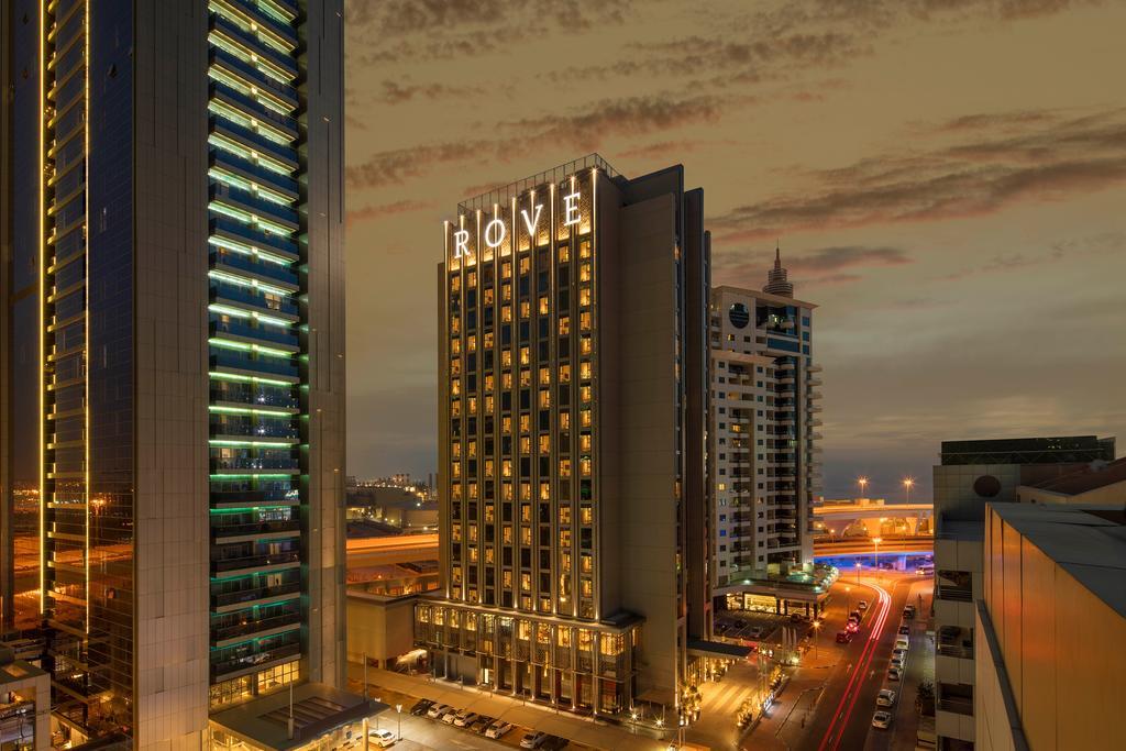 Комплекс Rove Dubai Marina