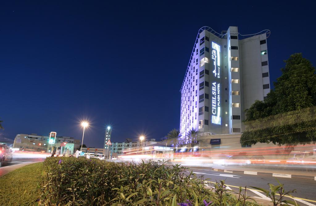Гостиница Chelsea Plaza