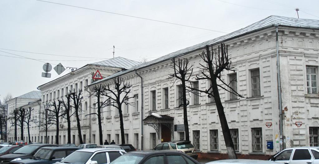 Демидовский: корпус №2