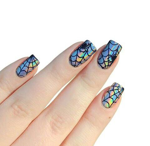 дизайн ногтей необычные рисунки