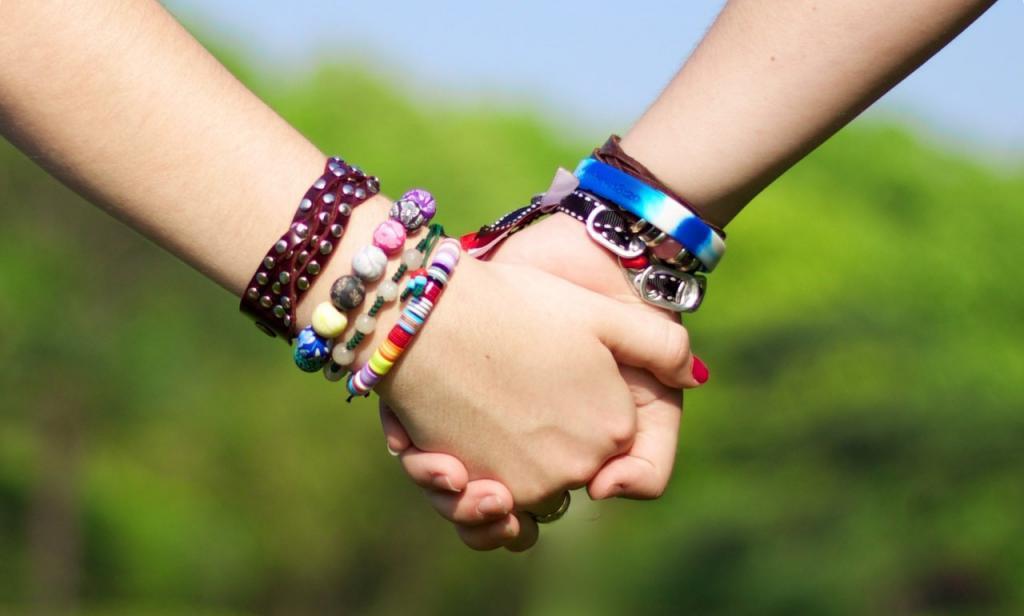 Крепкая дружба