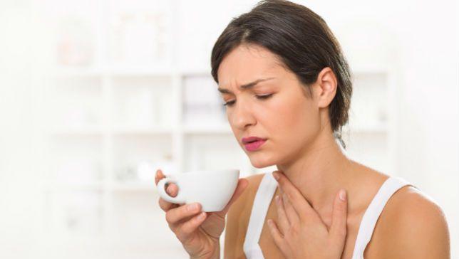 чем снять отек горла при аллергии