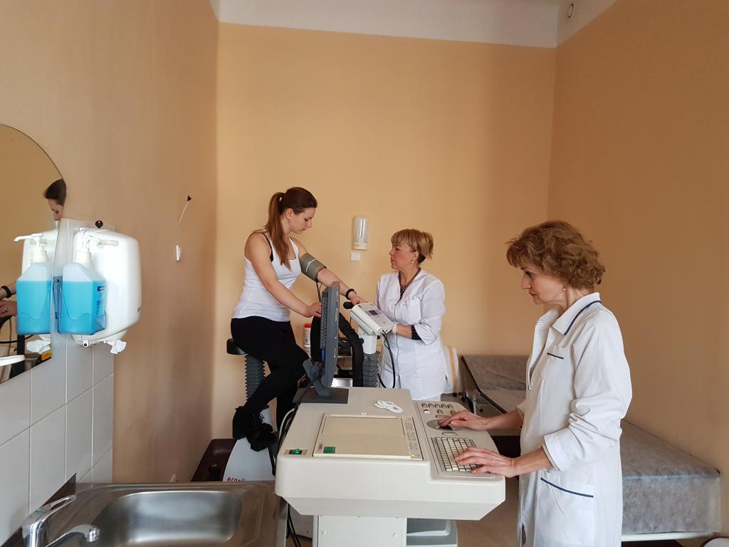 проведение врачебной диагностики