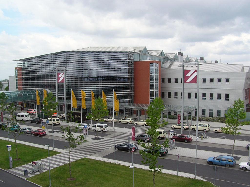 Здание терминала