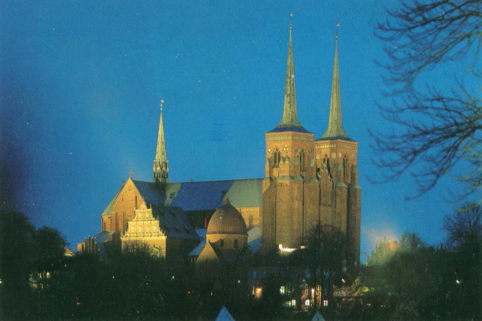 Захоронения датской королевской семьи
