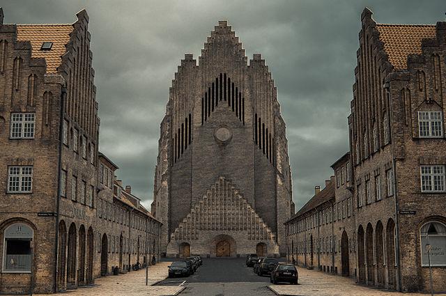 Церковь Грунддвига, Копенгаген
