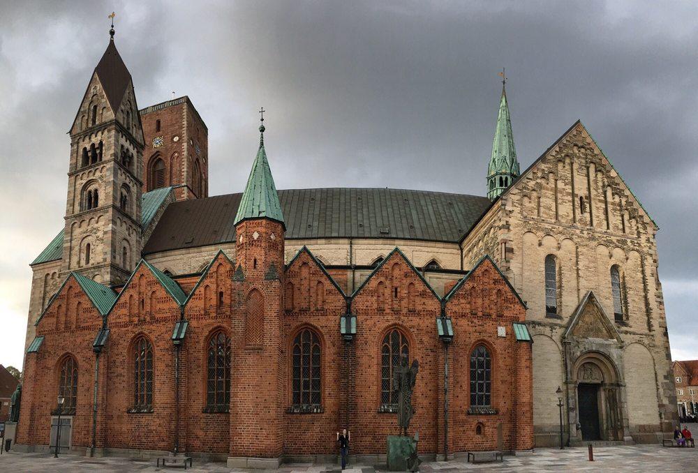 Ribe Cathedral, собор