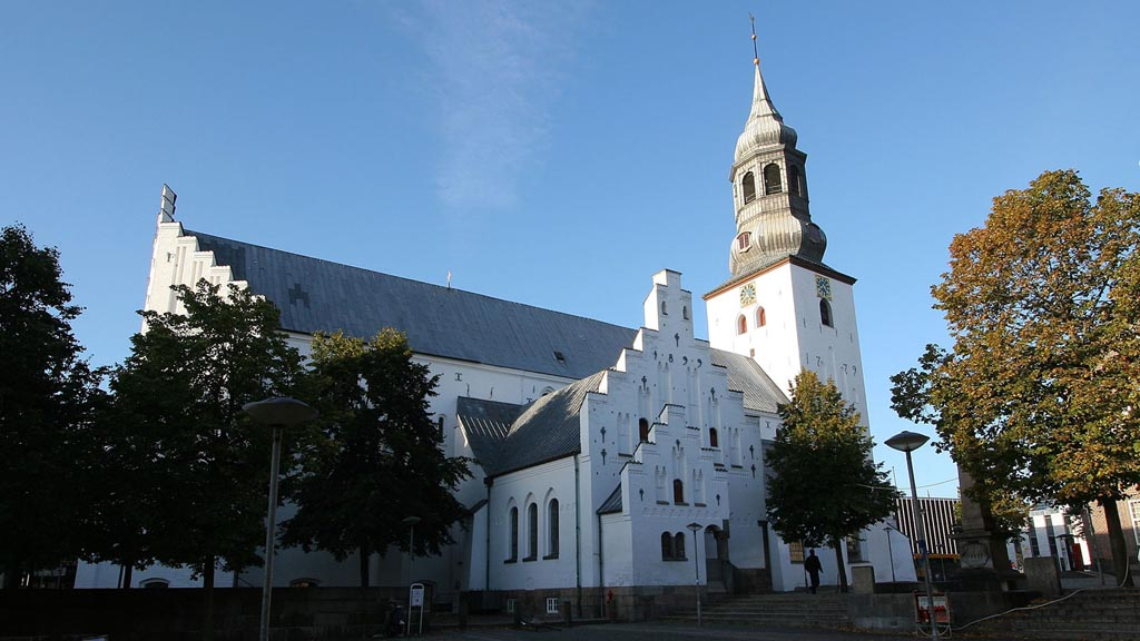Собор Святого Будольфа в Ольборге