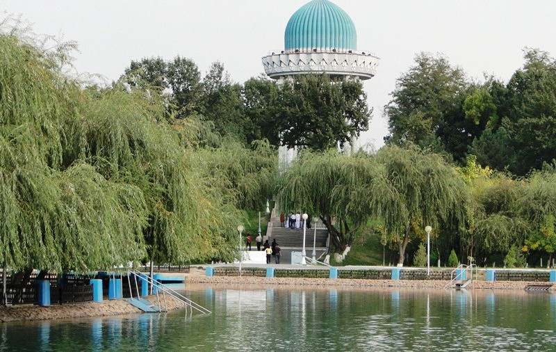 Парк Ташкента