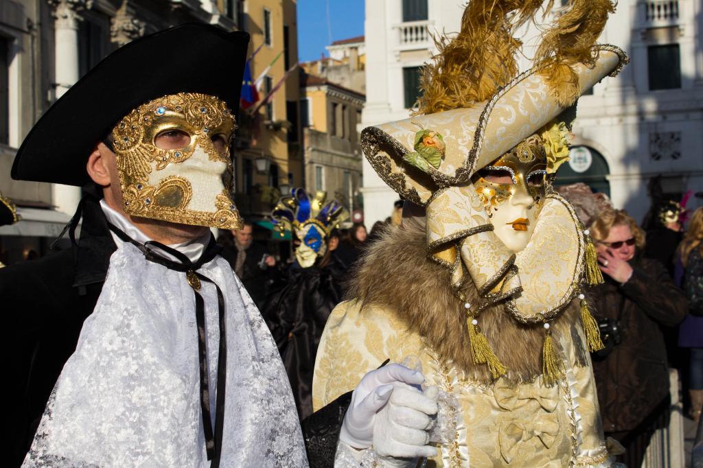 Местные жители любят карнавалы