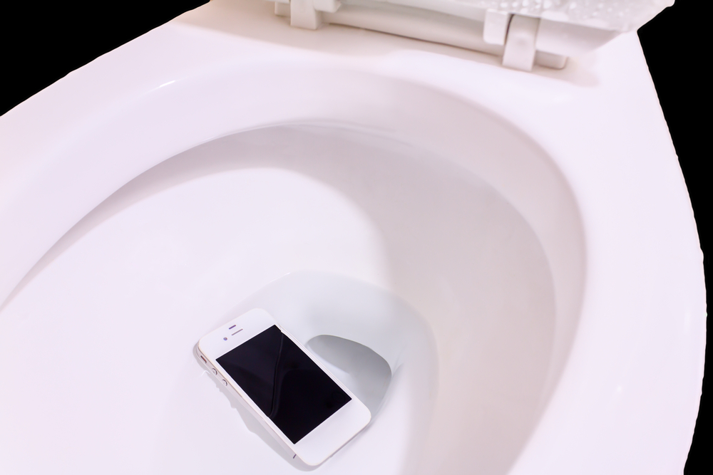 не работает телефон