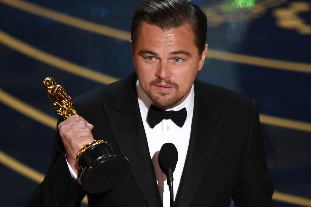 "Ди Каприо получил ""Оскар"""