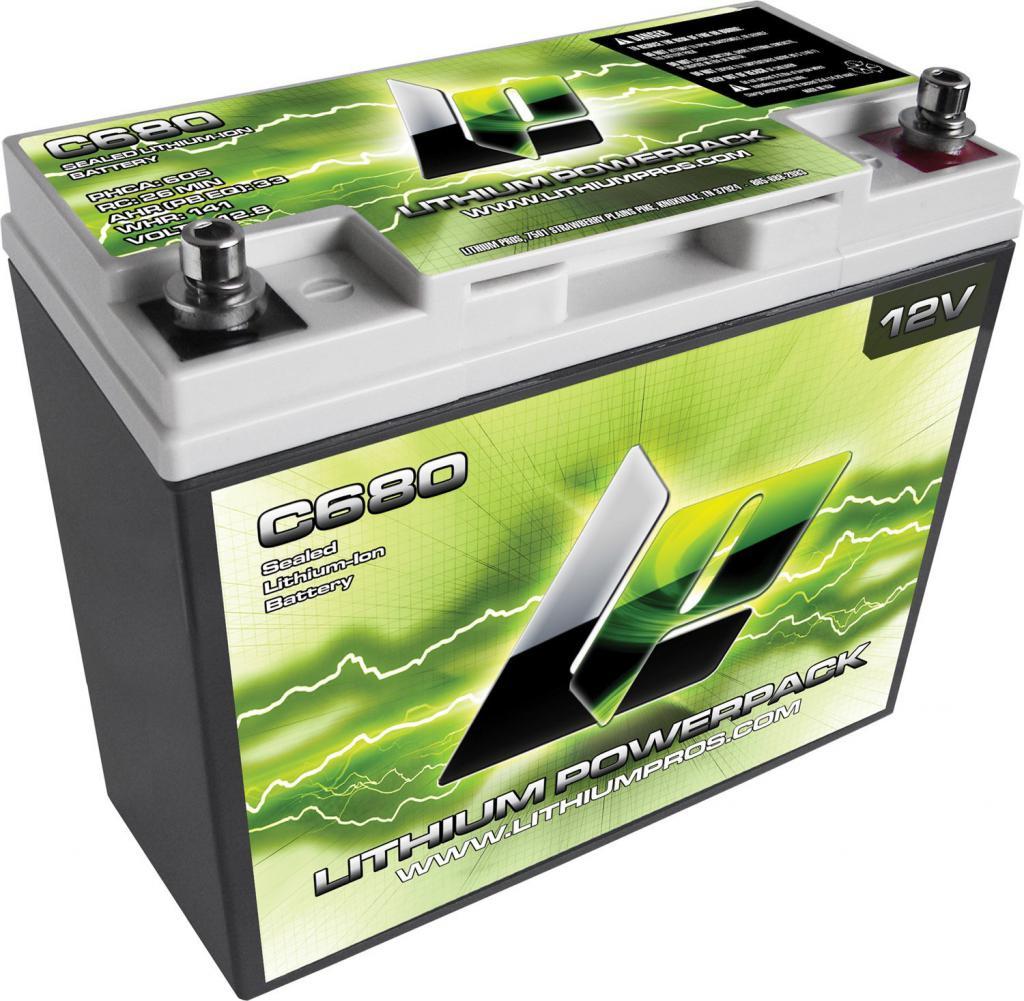 литий ионные аккумуляторы для авто