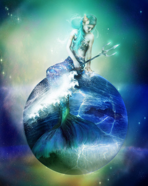 Влияние Нептуна на личность