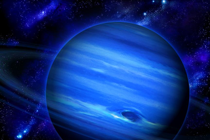 Нептун в карте рождения