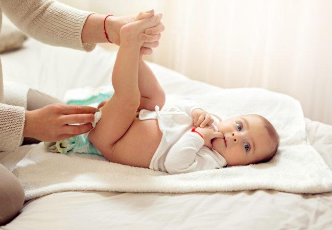 Как ухаживать за кожей ребенка?