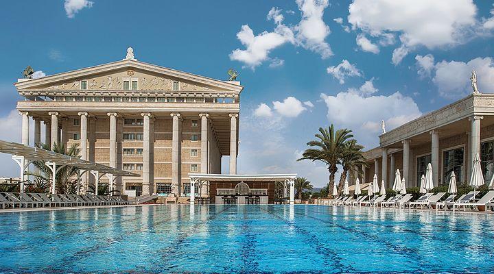 Отель Kaya Artemis Resort Hotel