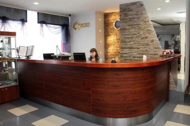 гостиничный комплекс надеждинский серов