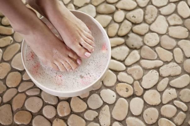 микоз на ногах лечение народными средствами